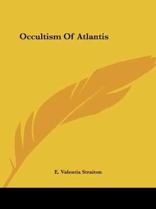 Occultism Of Atlantis