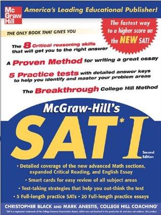 McGraw-Hills SAT I, Second edition