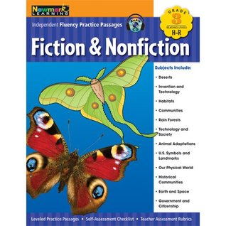 Independent Fluency Practice Passages: Fiction and Nonfiction Grade 3 with Audio CD