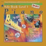 Alfred's Basic Piano Course Top Hits! Solo Book CD: Level 3