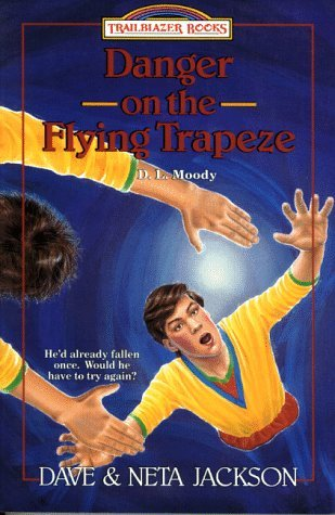 Danger on the Flying Trapeze by Dave Jackson