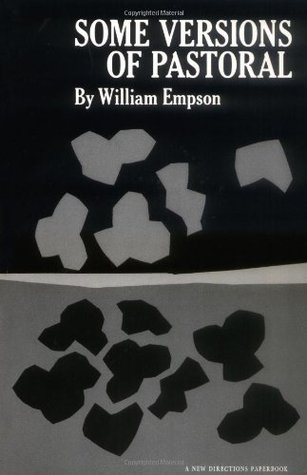 Some Versions of Pastoral by William Empson