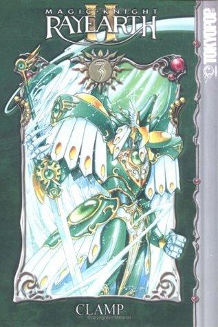 Magic Knight Rayearth II, Vol. 3 by CLAMP