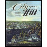 City upon a Hill A Legacy of America's Founding