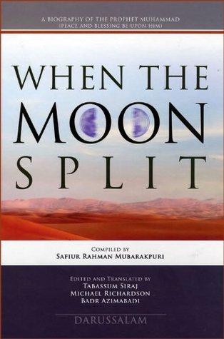 The split book moon when