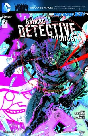 Batman Detective Comics #7