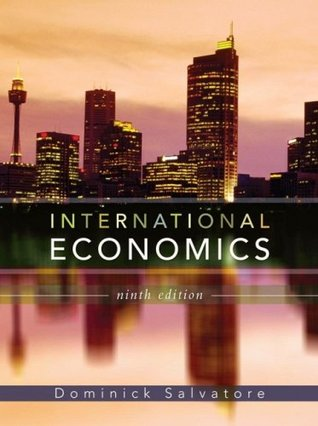 International economics by dominick salvatore 18234 fandeluxe Choice Image