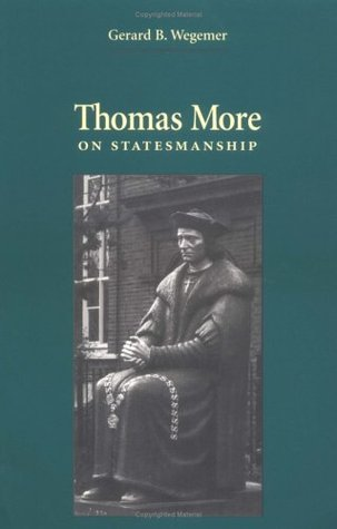 Thomas More on Statesmanship