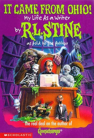 It came from ohio my life as a writer by rl stine 125586 fandeluxe Choice Image