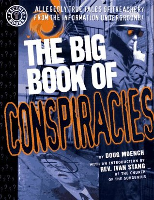 The Big Book of Conspiracies by Doug Moench