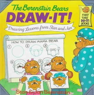The Berenstain Bears Draw-It! Drawing Lessons from Stan and Jan (BBears Big Chapter Books(TM))