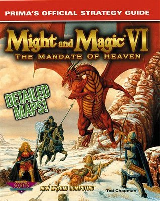 Might and Magic VI: The Mandate of Heaven - Prima's Official Strategy Guide