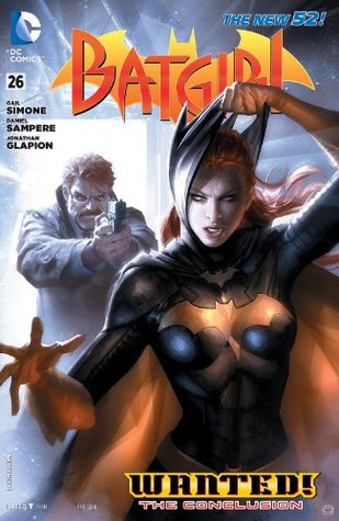Batgirl #26 (The New 52 Batgirl, #26)