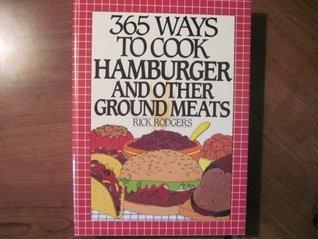 Google ebooks gratis para descargar 365 Ways to Cook Hamburger and Other Ground Meats