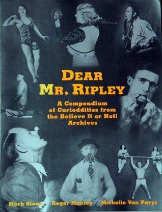 Dear Mr. Ripley