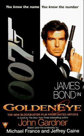 GoldenEye by John  Gardner