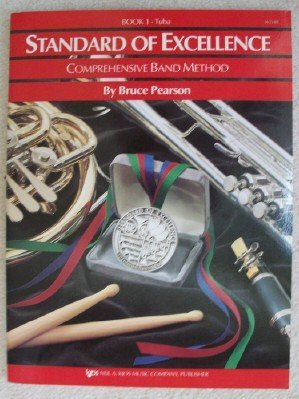 Standard of Excellence Book 1: Tuba, W21BSE