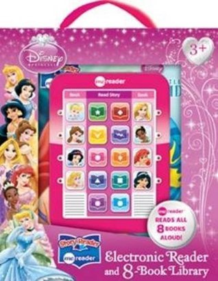 Disney Princess: Electronic Reader and 8-book Library