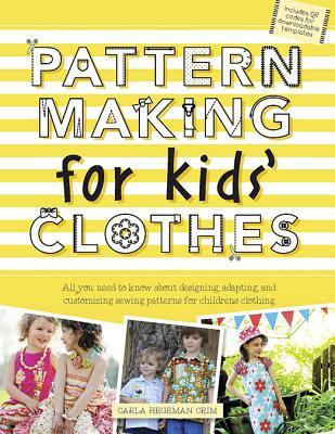 Pattern Making for Kids\' Clothes: All You Need to Know about ...