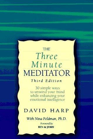 The Three Minute Meditator by David Harp