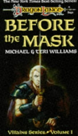 Before the Mask by Michael   Williams