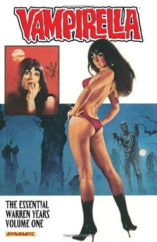 Vampirella The Best of the Warren Years TP