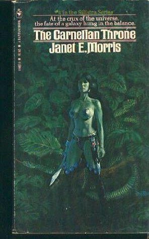 Ebook The Carnelian Throne by Janet E. Morris TXT!