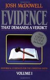Evidence That Demands a Verdict, 1 by Josh McDowell