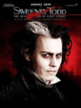 Sweeney Todd. Songbuch: (Movie Vocal Selections)