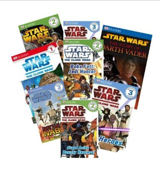 Dk Reader Star Wars Set 978-1484140796 PDF FB2