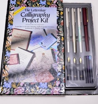 Calligraphy Project Kit
