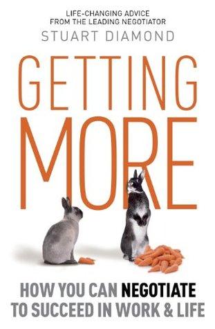 Getting More by Stuart Diamond