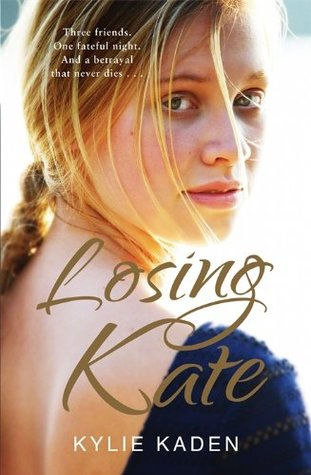 Losing Kate by Kylie Kaden