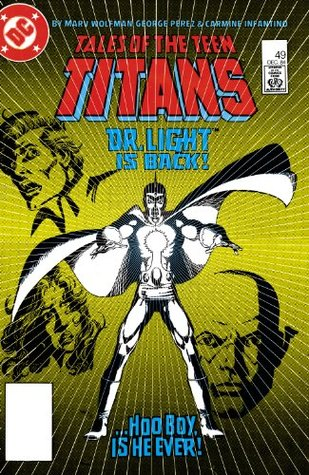 Tales of the Teen Titans (1984-1988) #49