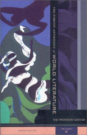 The Norton Anthology of World Literature, Volume F by Sarah N. Lawall