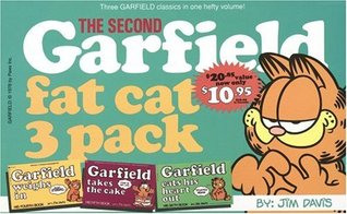 The Second Garfield Fat Cat 3-Pack by Jim Davis