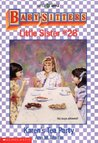 Karen's Tea Party (Baby-Sitters Little Sister, #28)