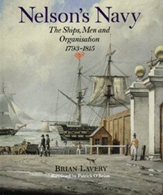 Nelson's Navy by Brian Lavery
