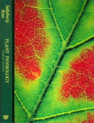 Plant physiology by frank salisbury 1969057 fandeluxe Gallery