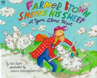 Farmer Brown Shears His Sheep by Teri Sloat
