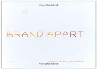 Descarga gratuita de manuales en línea Brand Apart: Insights on the Art of Creating a Distinctive Brand Voice
