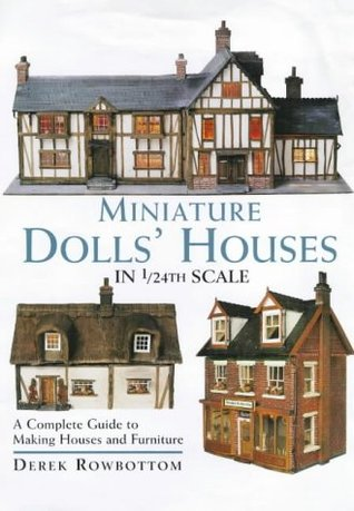 Miniature Dolls' Houses in 1/24th Scale