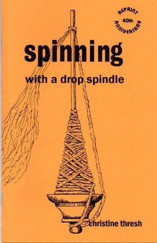 Spinning with a Drop Spindle