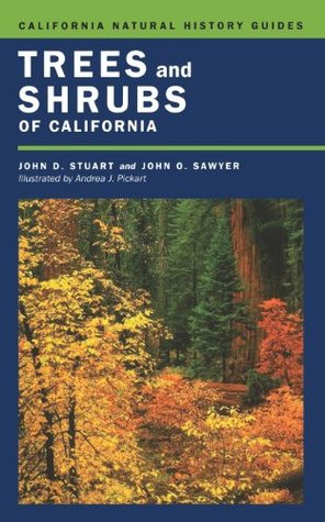 Trees and Shrubs of California