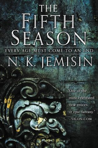 Goodreads | The Fifth Season (The Broken Earth, #1)