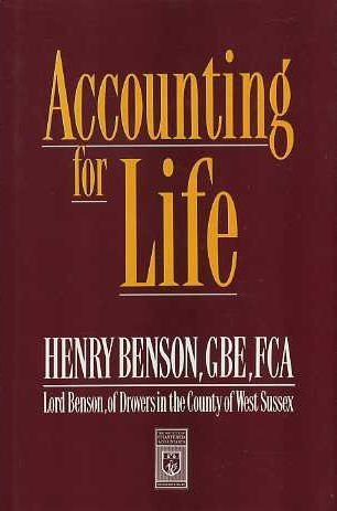 Accounting for Life: An Autobiography