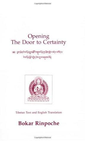 Opening the Door to Certainty