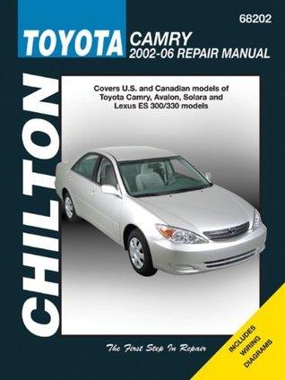 Toyota Camry 2002-2006