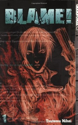 Blame!, Vol. 1 by Tsutomu Nihei