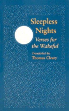 Sleepless Nights: Verses for the Wakeful